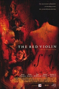 O Violino Vermelho - Poster / Capa / Cartaz - Oficial 2