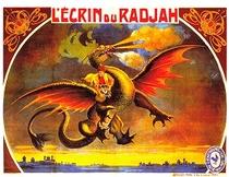 L'écrin du rajah - Poster / Capa / Cartaz - Oficial 2