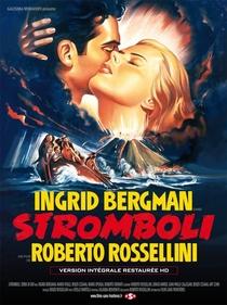 Stromboli - Poster / Capa / Cartaz - Oficial 7