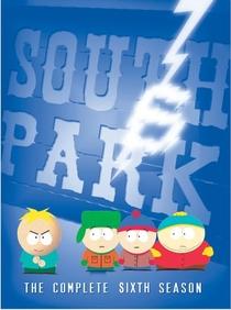 South Park (6ª Temporada) - Poster / Capa / Cartaz - Oficial 1