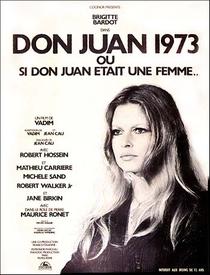Se Don Juan Fosse Mulher - Poster / Capa / Cartaz - Oficial 5