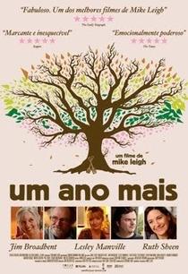 Um Ano Mais - Poster / Capa / Cartaz - Oficial 5