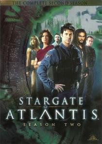 Stargate Atlantis (2ª Temp.) - Poster / Capa / Cartaz - Oficial 1