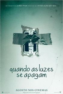 Quando as Luzes se Apagam - Poster / Capa / Cartaz - Oficial 3