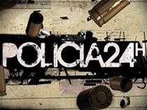 Polícia 24 horas - Poster / Capa / Cartaz - Oficial 1