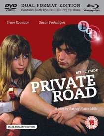 Private Road - Poster / Capa / Cartaz - Oficial 2