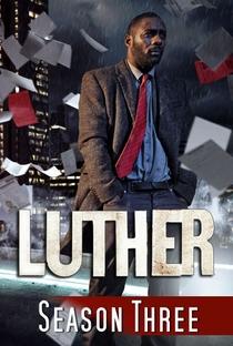 Luther (3ª Temporada) - Poster / Capa / Cartaz - Oficial 8