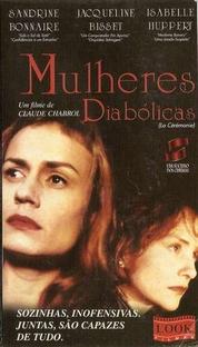 Mulheres Diabólicas - Poster / Capa / Cartaz - Oficial 4