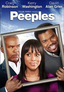 Peeples - Poster / Capa / Cartaz - Oficial 1