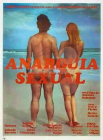 Anarquia Sexual - Poster / Capa / Cartaz - Oficial 1