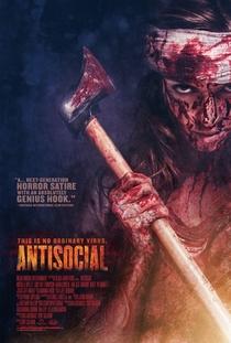 Antisocial - Poster / Capa / Cartaz - Oficial 2