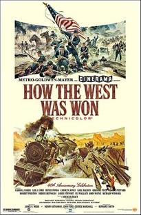 A Conquista do Oeste - Poster / Capa / Cartaz - Oficial 7
