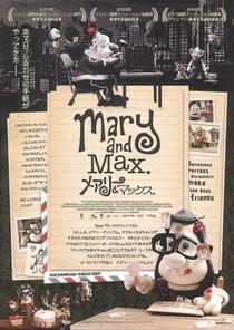 Mary e Max: Uma Amizade Diferente - Poster / Capa / Cartaz - Oficial 4