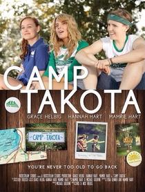 Camp Takota - Poster / Capa / Cartaz - Oficial 1