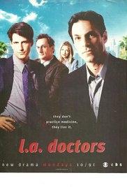 L.A. Doctors (1ª Temporada) - Poster / Capa / Cartaz - Oficial 1
