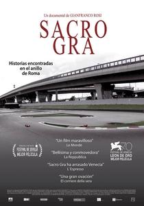 Sacro Gra - Poster / Capa / Cartaz - Oficial 1