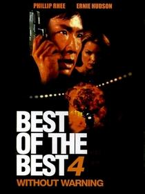 Best of the Best 4: Sem Aviso - Poster / Capa / Cartaz - Oficial 3
