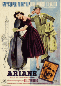 Amor na Tarde - Poster / Capa / Cartaz - Oficial 1