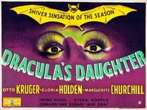 A Filha de Drácula - Poster / Capa / Cartaz - Oficial 4