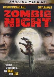 Noite dos Zumbis - Poster / Capa / Cartaz - Oficial 1