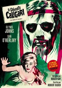 A Mansão do Dr. Caligari - Poster / Capa / Cartaz - Oficial 5