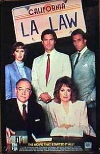 L.A. Law (9ª Temporada) - Poster / Capa / Cartaz - Oficial 1
