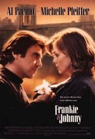 Frankie & Johnny - Poster / Capa / Cartaz - Oficial 2