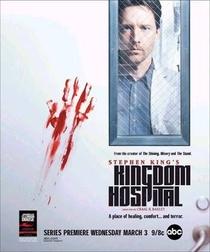 Kingdom Hospital - Poster / Capa / Cartaz - Oficial 2