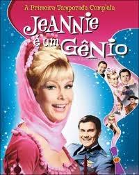 Jeannie é um Gênio (1ª Temporada) - Poster / Capa / Cartaz - Oficial 1