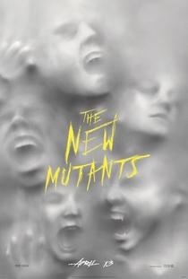 X-Men: Os Novos Mutantes - Poster / Capa / Cartaz - Oficial 1