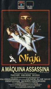 Ninja A Maquina Assassina - Poster / Capa / Cartaz - Oficial 3