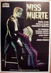 Miss Muerte - Poster / Capa / Cartaz - Oficial 3