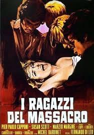 I ragazzi del massacro - Poster / Capa / Cartaz - Oficial 2