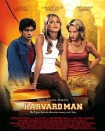 O Garoto de Harvard - Poster / Capa / Cartaz - Oficial 1