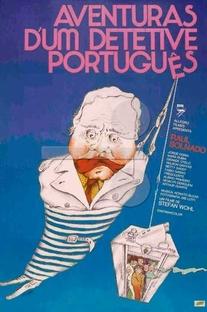 Aventuras dum Detetive Português - Poster / Capa / Cartaz - Oficial 1
