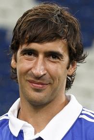 Raúl González (XI)