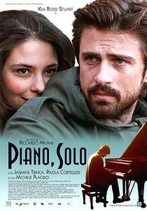 Piano, Solo - Poster / Capa / Cartaz - Oficial 1