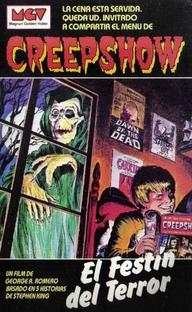 Creepshow - Show de Horrores  - Poster / Capa / Cartaz - Oficial 2
