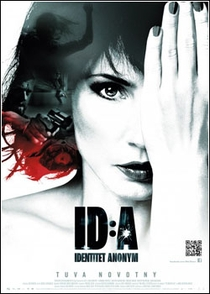 ID:A - Identidade Anônima - Poster / Capa / Cartaz - Oficial 1