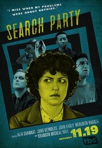 Search Party (2ª Temporada) - Poster / Capa / Cartaz - Oficial 9