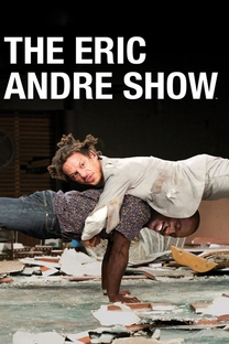 The Eric Andre Show (4ª Temporada) - Poster / Capa / Cartaz - Oficial 1