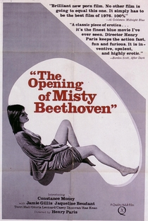 Misty Beethoven - Poster / Capa / Cartaz - Oficial 1