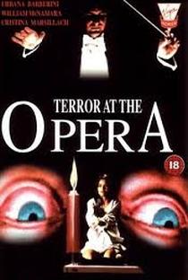 Terror na Ópera - Poster / Capa / Cartaz - Oficial 9