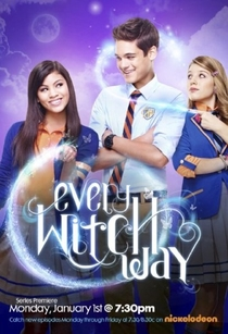 Every Witch Way (1º Temporada) - Poster / Capa / Cartaz - Oficial 1