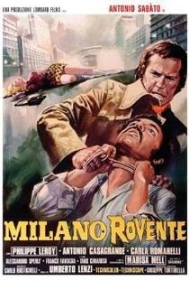 Milano Rovente - Poster / Capa / Cartaz - Oficial 1