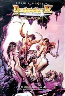 Deathstalker - Desafio Mortal - Poster / Capa / Cartaz - Oficial 1