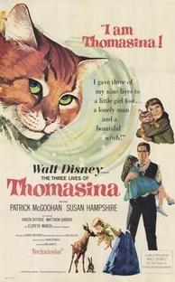 As três vidas de Thomasina - Poster / Capa / Cartaz - Oficial 2