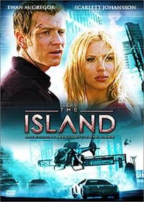 A Ilha - Poster / Capa / Cartaz - Oficial 3