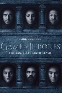 Game of Thrones (6ª Temporada) - Poster / Capa / Cartaz - Oficial 7