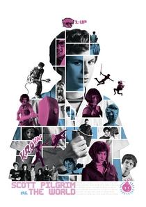 Scott Pilgrim Contra o Mundo - Poster / Capa / Cartaz - Oficial 14